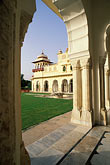 architecture stock photography | India, Jaipur, Rambagh Palace, image id 7-343-14