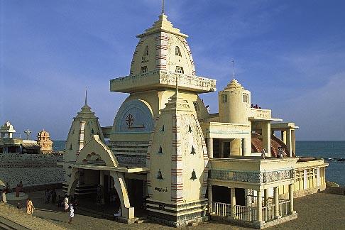 image 7-74-20 India, Tamil Nadu, Gandhi Memorial, Kanya Kumari