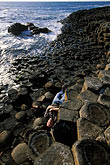 coast stock photography | Ireland, County Antrim, Giant