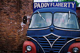 irish whisky stock photography | Ireland, County Cork, Old Midleton Distillery, Lorry, image id 4-750-65