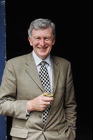 image 4-751-43 Ireland, County Cork, Old Midleton Distillery, Barry Crockett, Master Distiller