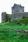 grass stock photography | Ireland, County Galway, Dunguaire Castle, Kinvara, image id 4-752-25