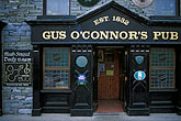 pub stock photography | Ireland, County Clare, Doolin, Gus O