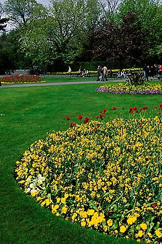 image 4-753-25 Ireland, Dublin, St Stephens Green