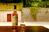 refreshment stock photography | Ireland, County Cork, Old Midleton Distillery, Whiskey and glass, image id 4-900-1416