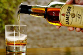 pouring drinks stock photography | Ireland, County Cork, Old Midleton Distillery, Jameson whiskey, image id 4-900-1434