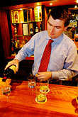 bartend stock photography | Ireland, County Cork, Old Midleton Distillery, Whiskey tasting, image id 4-900-1490