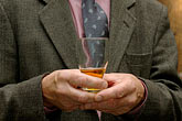 one man only stock photography | Ireland, Dublin, Old Jameson Distillery, Chief Blender, image id 4-900-1728