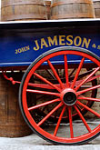 exhibit stock photography | Ireland, Dublin, Old Jameson Distillery, cart, image id 4-900-1737