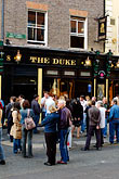 people stock photography | Ireland, Dublin, Literary pub crawl, image id 4-900-1850