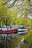sprintime stock photography | Ireland, Dublin, Grand Canal, image id 4-900-23