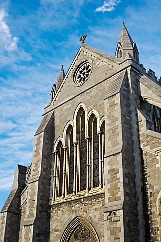 image 4-900-30 Ireland, Dublin, Christ Church Cathedral