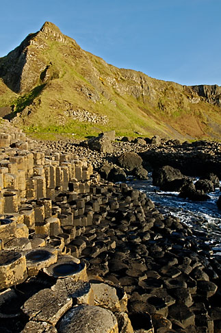 image 4-900-322 Ireland, County Antrim, Giants Causeway