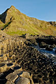 rocky cliffs stock photography | Ireland, County Antrim, Giant