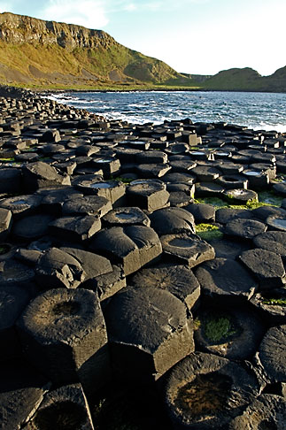 image 4-900-339 Ireland, County Antrim, Giants Causeway