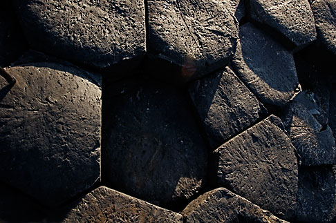 image 4-900-340 Ireland, County Antrim, Giants Causeway