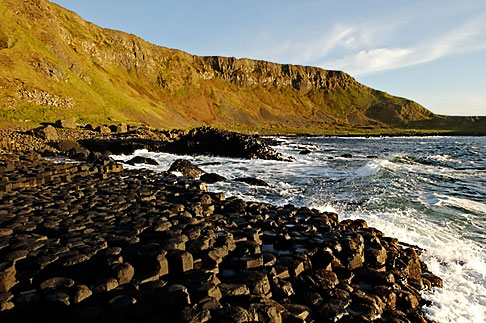 image 4-900-359 Ireland, County Antrim, Giants Causeway