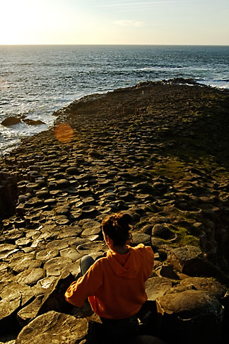 image 4-900-368 Ireland, County Antrim, Giants Causeway