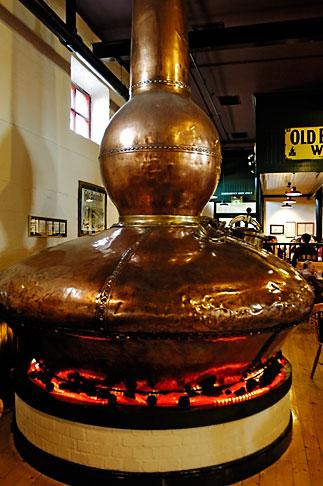 image 4-900-384 Ireland, County Antrim, Bushmills Distillery