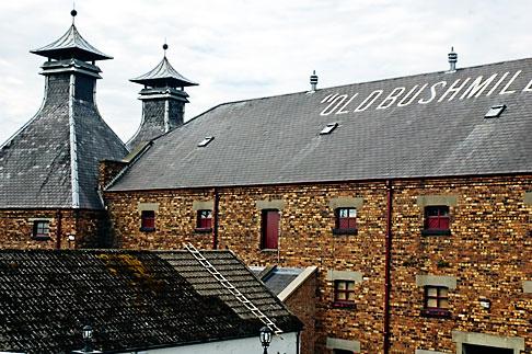 image 4-900-529 Ireland, County Antrim, Bushmills Distillery