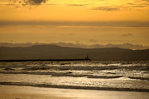 image 4-900-595 Ireland, County Antrim, Portstewart Strand