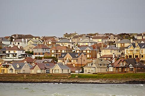 image 4-900-617 Ireland, County Antrim, Portstewart town