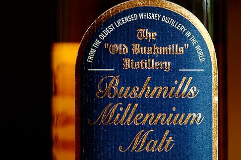 image 4-900-641 Ireland, County Antrim, Bushmills Whiskey