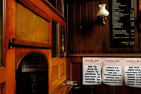 image 4-900-855 Ireland, Fermanagh, Irvinestown, Central Bar