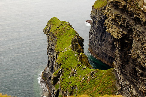 image 4-900-989 Ireland, County Clare, Cliffs of Moher