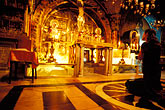 contemplation stock photography | Israel, Jerusalem, Chapel of Calvary, Church of Holy Sepulchre, image id 9-350-70