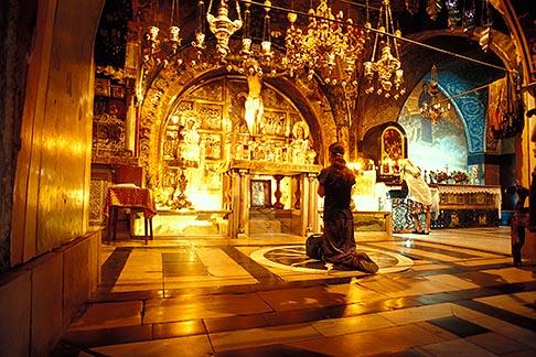 image 9-362-14 Israel, Jerusalem, Chapel of Calvary, Church of Holy Sepulchre