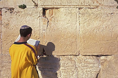 image 9-362-37 Israel, Jerusalem, Prayers, Western Wall
