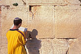 horizontal stock photography | Israel, Jerusalem, Prayers, Western Wall, image id 9-362-37
