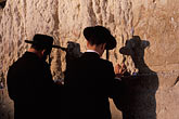 horizontal stock photography | Israel, Jerusalem, Prayers, Western Wall, image id 9-362-61