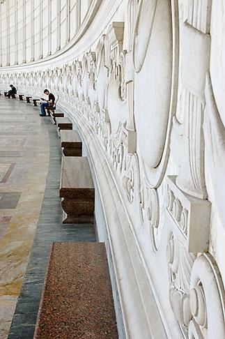 image S4-500-3693 Italy, Rome, Vittoria Emanuele II Monument, or Vittoriano