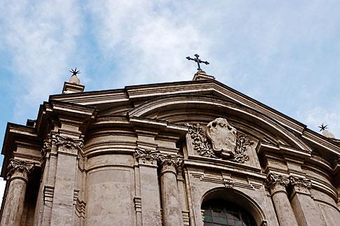 image S4-500-4006 Italy, Rome, Santa Maria della Pace