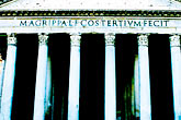antiquity stock photography | Italy, Rome, Pantheon, image id S4-500-999
