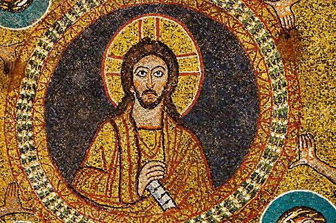 image S4-501-4087 Italy, Rome, Chapel of San Zeno, Santa Prassede