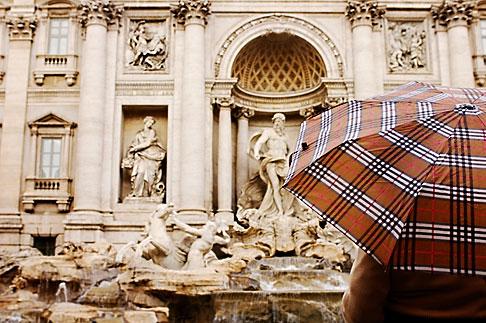 image S4-501-4197 Italy, Rome, Trevi Fountain