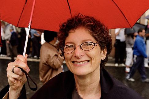 image S4-501-4216 Italy, Rome, Portrait