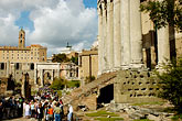 landmark stock photography | Italy, Rome, Forum, image id S4-502-4844