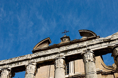 image S4-502-4853 Italy, Rome, Forum
