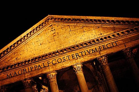 image S4-502-5422 Italy, Rome, Pantheon