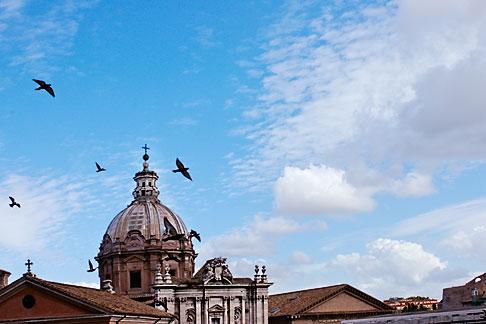 image S4-503-5501 Italy, Rome, San Luca e Santa Martina