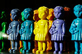 color stock photography | Italy, Rome, Dolls in window, image id S4-503-5564