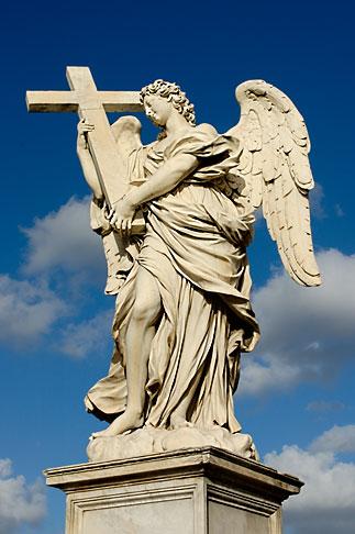 image S4-503-5617 Italy, Rome, Ponte SantAngelo