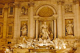 rom stock photography | Italy, Rome, Trevi Fountain, image id S4-504-6199
