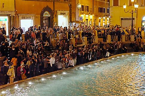 image S4-504-6227 Italy, Rome, Trevi Fountain