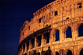 landmark stock photography | Italy, Rome, Colosseum, image id S4-505-6529