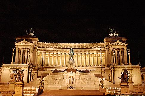 image S4-505-6581 Italy, Rome, Vittoria Emanuele II Monument, or Vittoriano